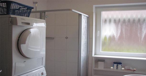 Waschmaschine – Ferienwohnung Herbig