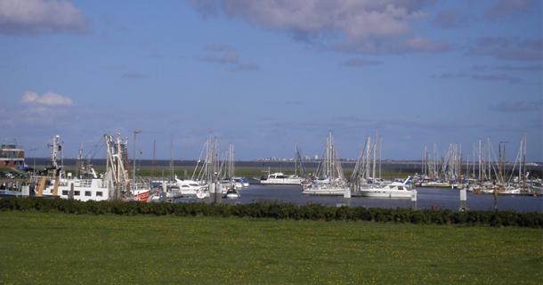 Norddeich Yachthafen